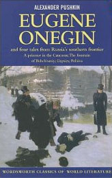 Eugene Onegin book cover